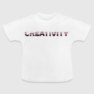 Kreativitet - Baby T-shirt