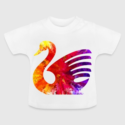The swan colors - Baby T-Shirt