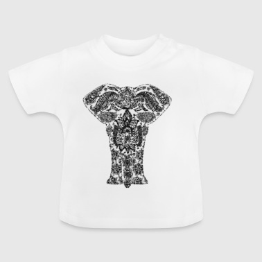 Willy elefante camiseta - Camiseta bebé