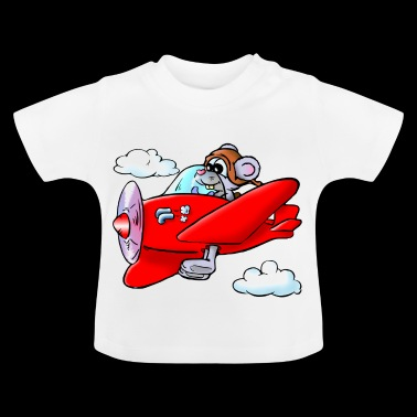 flight mouse - Baby T-Shirt