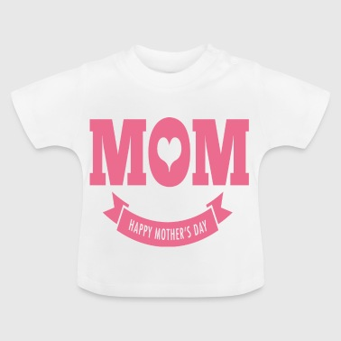 muttertag - Baby T-Shirt