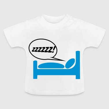 snore 2541614 14490651 - Baby T-shirt