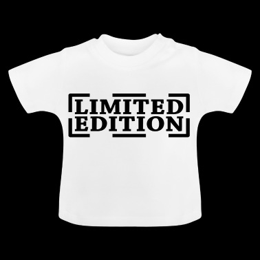 Limited Edition | Limited Edition - Baby T-shirt