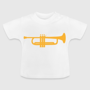 Trompete - Baby T-Shirt