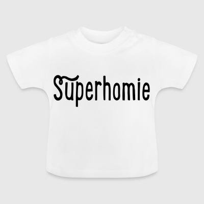 2541614 15757990 superhomie - Baby-T-shirt