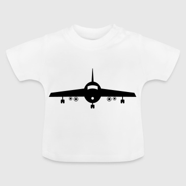 Airplane - Fly - Baby-T-skjorte