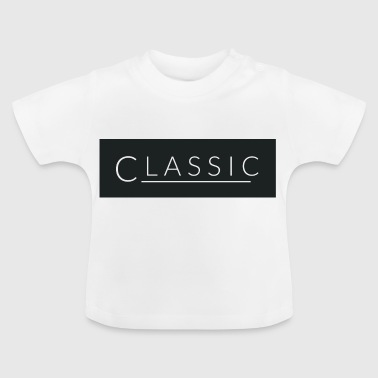 Simple Classic - Baby T-shirt