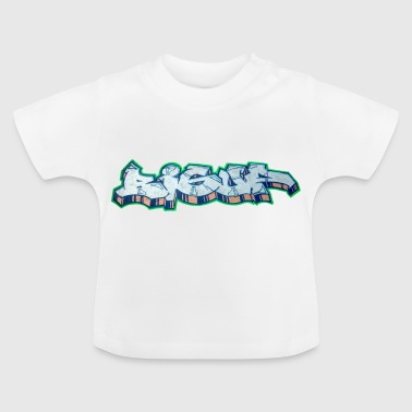 Bigup Chrome Bombing Graffiti street style - Baby-T-skjorte