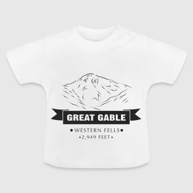 Great Gable - Baby T-Shirt