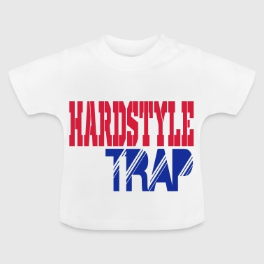 Hardstyle-Falle - Baby T-Shirt