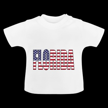 Florida USA - Baby T-Shirt