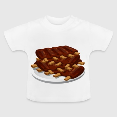 spare ribs 575310 1280 - Baby T-Shirt
