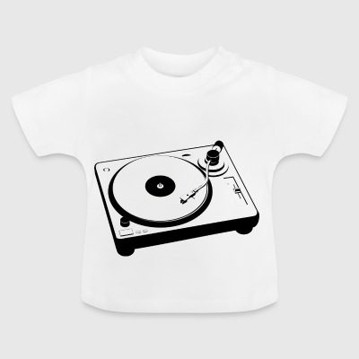turntable - Baby T-Shirt