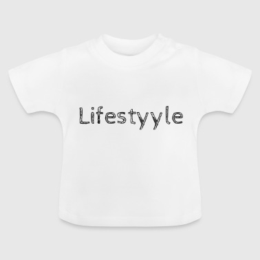 Lifestyyle white - Baby T-Shirt