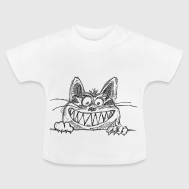 Kater onde - Baby T-shirt