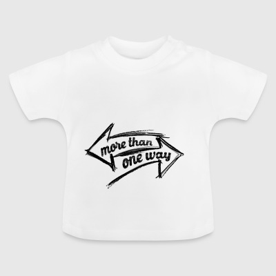 More than one way - Baby T-Shirt