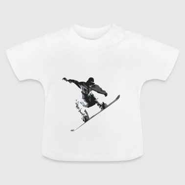Snow board - Baby T-Shirt