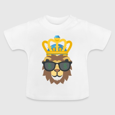 King of the Jungle - Vauvan t-paita