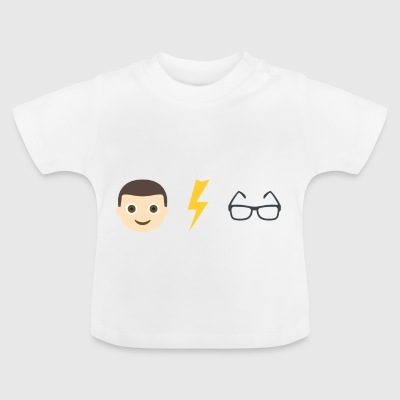 Harry emoji - Baby-T-shirt