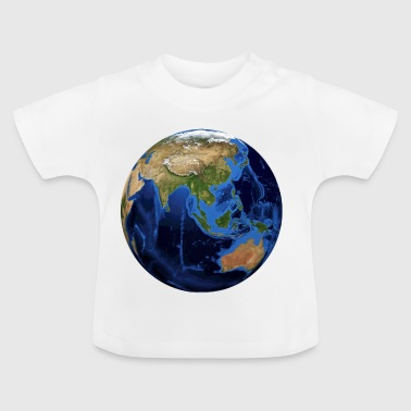 Planet earth - Baby T-shirt