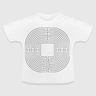 labyrint - Baby T-shirt
