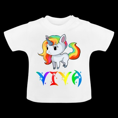 Unicorn Viva - Baby T-Shirt