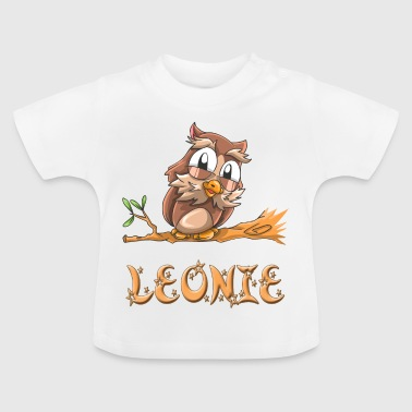 Eule Leonie - Baby T-Shirt