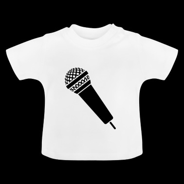 Stage microphone - Baby T-Shirt
