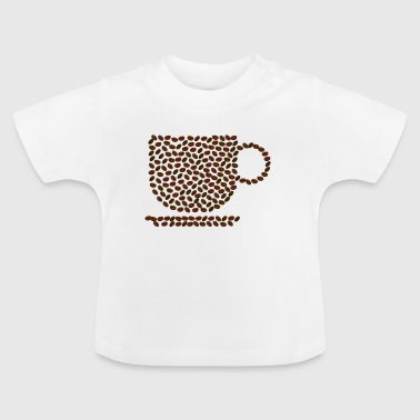 Cup of coffee - Baby T-Shirt