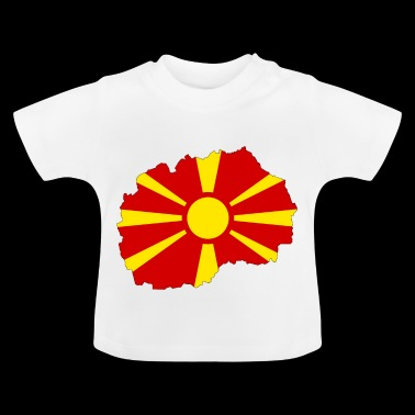 Macedonië - Macedonië _ Land - Baby T-shirt