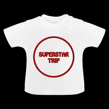 super resa - Baby-T-shirt