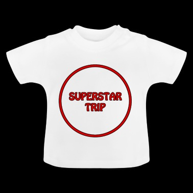 superstar tur - Baby T-shirt