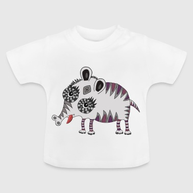 weinig monster - Baby T-shirt