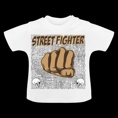 street fighters - Baby T-Shirt