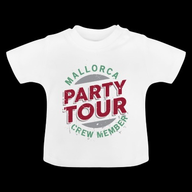 Party Tour - Baby-T-skjorte