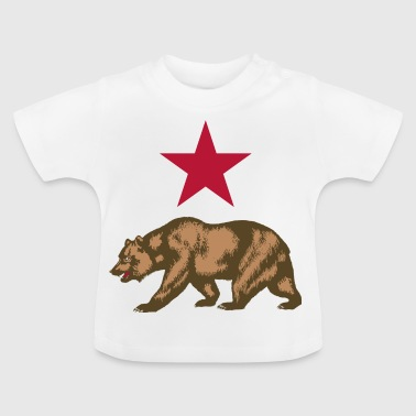 California - Camiseta bebé