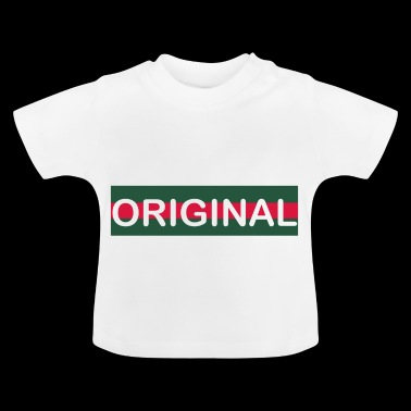 Original no - Baby T-Shirt