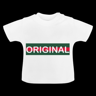 Original no - Camiseta bebé