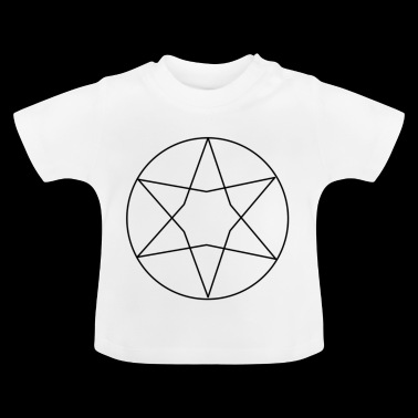 Star in the wheel - Baby T-Shirt