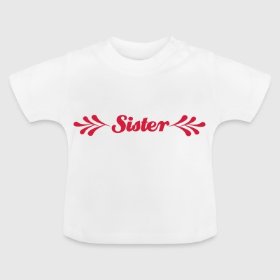 2541614 14734681 syster - Baby-T-shirt