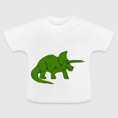 Dinosaur shirt for kids and teens - Baby T-Shirt