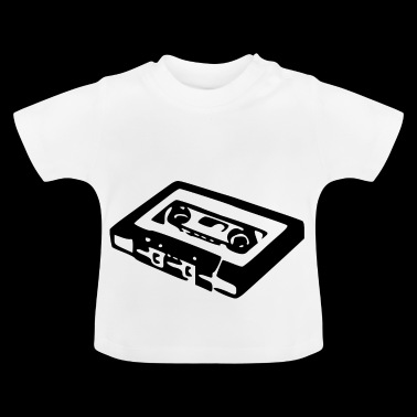 Audio-Kassette - Baby T-Shirt