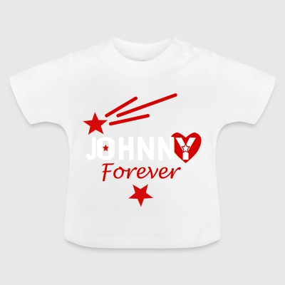 Johnny forever - Baby T-shirt