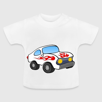 Stock car - Baby T-Shirt