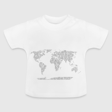 binary, world - Baby T-Shirt