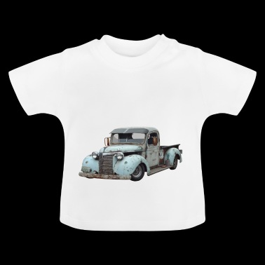 Vintage Pick Up - Baby T-Shirt