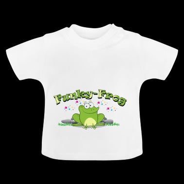 Funky Frog - the Funky Frog - Baby T-Shirt