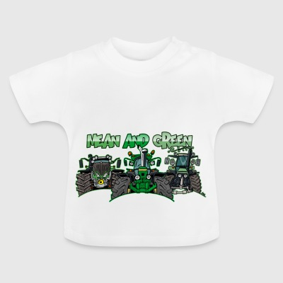 MeanAndGreen - Baby T-shirt