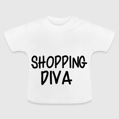 shopping - T-shirt Bébé