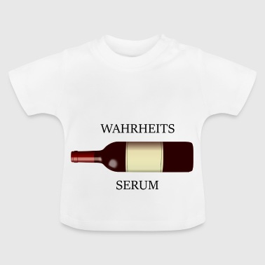 Truth Serum wijn - Baby T-shirt